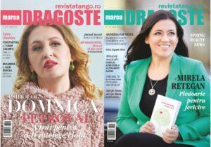 coperta Revista Tango - aprilie 2016 - carelessbeauty.ro