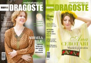 coperta Revista Tango - mai 2016 - carelessbeauty.ro